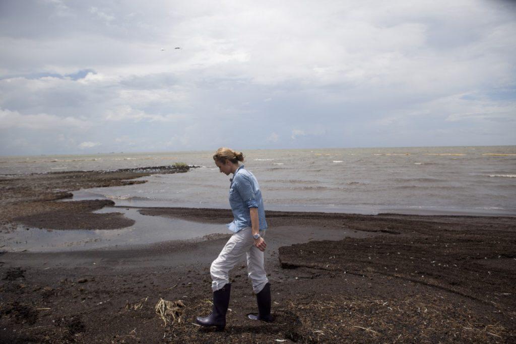 Alexandra Coustea. (Oscar Durand/Expedition Blue Planet)